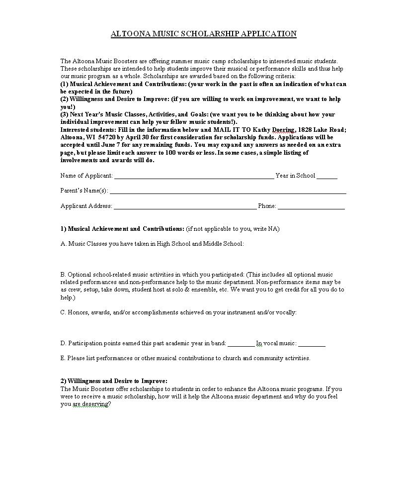 Good Policy Page 1